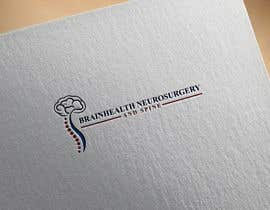 """#65 for we are a new medical practice specialising in surgical management of the brain and spine. our company name is """"Brainhealth Neurosurgery and Spine"""". we need a fresh and nice logo. (try avoid the scalpels and snakes that are usually associated with medical  by mdsoykotma796"""