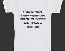 Nro 42 kilpailuun Kit H. - T-Shirt Design käyttäjältä sameulsadia