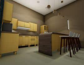 #5 para Small Kitchen por Mohamed5353