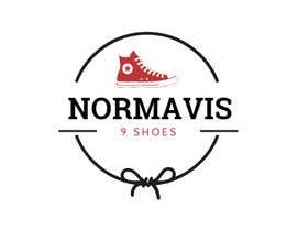 "#10 untuk Need a logo for ""Normavis 9 Shoes"". Selling mostly sneakers show me what you got. oleh jhelume2233"