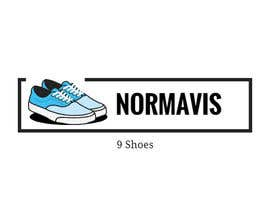 "#14 untuk Need a logo for ""Normavis 9 Shoes"". Selling mostly sneakers show me what you got. oleh jhelume2233"