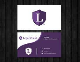 nº 14 pour design double side business card - LS par kamruzzamanratan