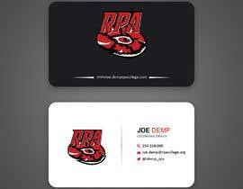 Nro 72 kilpailuun create double side card - RPA käyttäjältä ronyahmedspi69