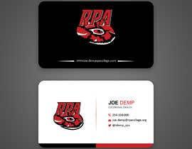 Nro 76 kilpailuun create double side card - RPA käyttäjältä ronyahmedspi69