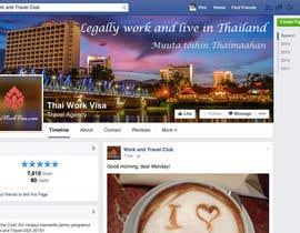 #38 cho Design Facebook page cover photo and profile photo bởi petrandrianov