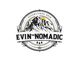 Nro 49 kilpailuun mountain vintage badge logo käyttäjältä zulstarocean97