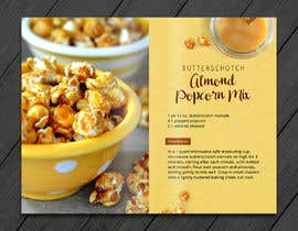 nº 5 pour Edit and design 47 pages for recipe book par dinizakidnz