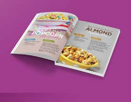 nº 20 pour Edit and design 47 pages for recipe book par dinizakidnz