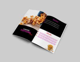 nº 37 pour Edit and design 47 pages for recipe book par afrin18sadia