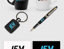 #1351 for Logo design JEM by sabbir2018