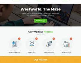 #9 for Build a website for an IT company by anusri1988