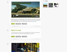 #8 for Wordpress Theme Design for blog of Email Marketing af mycroco