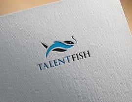 #103 cho Logo Design for company: Talent Fish bởi osicktalukder786