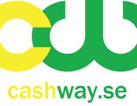 #36 untuk Logo for loan comparison site Cashway.se oleh ivanbilinovac