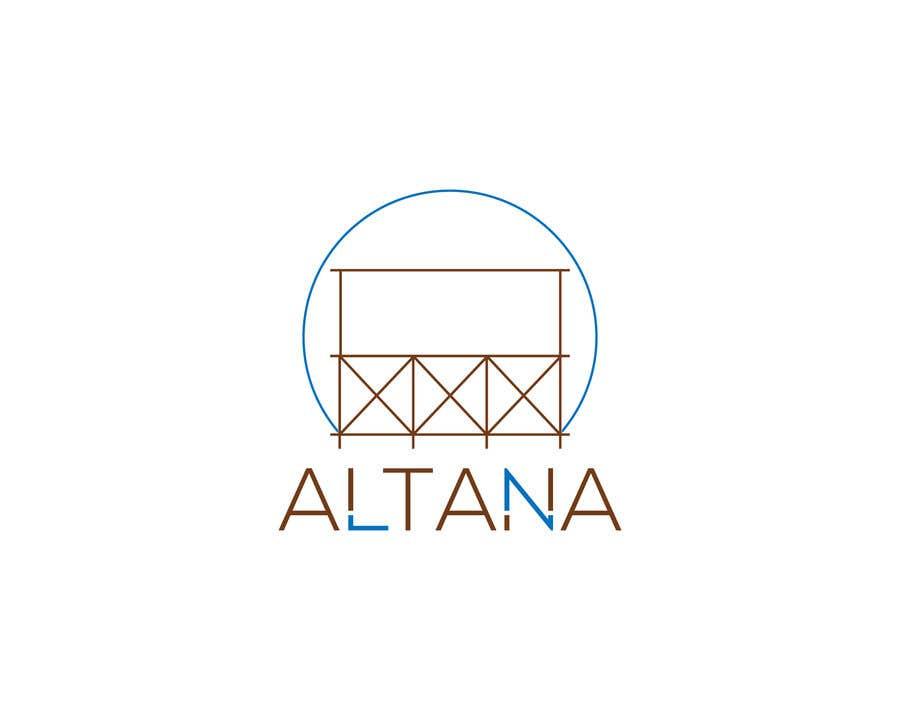 Конкурсная заявка №289 для Altana - Logo and Project Identity for Residential Development