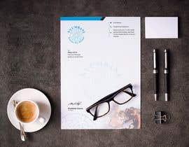 #393 untuk design letterhead oleh tareqhossain28