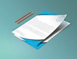 #396 for design letterhead af Uttamkumar01