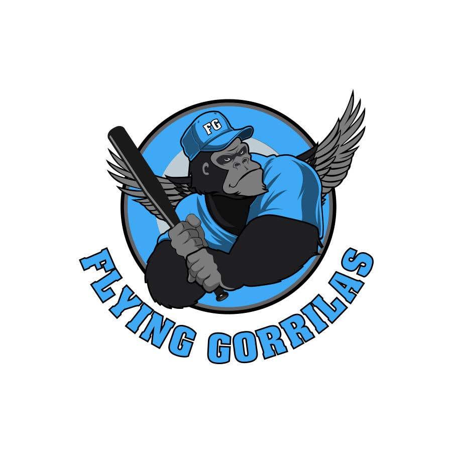 Konkurrenceindlæg #31 for I need a logo for our softball team