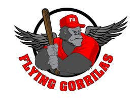 #41 for I need a logo for our softball team af pgaak2