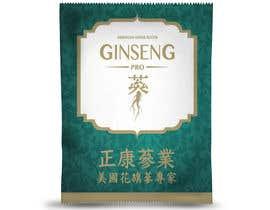 #79 for American Ginseng Tea Bag af SKKawsarHossain
