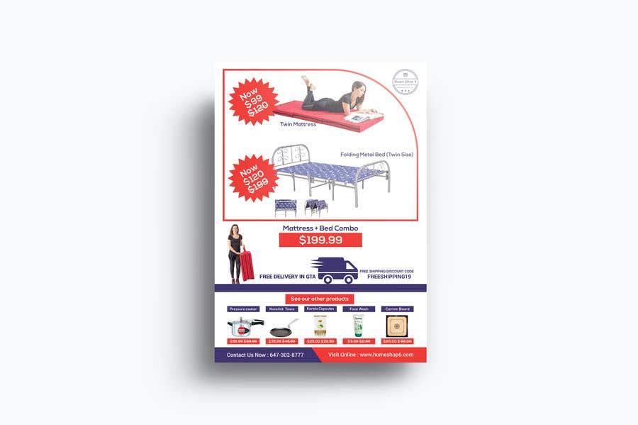 Proposition n°45 du concours Build me a Product Flyer