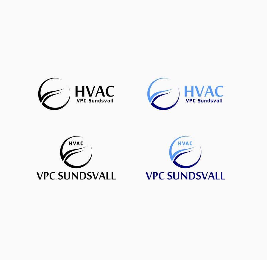 Конкурсная заявка №158 для Design a logo for a HVAC company