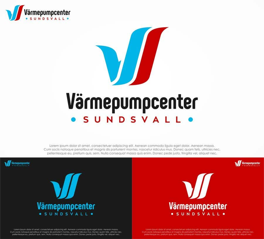 Конкурсная заявка №410 для Design a logo for a HVAC company