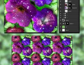 #28 untuk CREATE A GALAXY FLOWER PATTERN oleh gradynelson