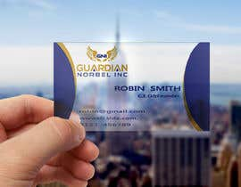#590 для Business Card Design от tapadertapan