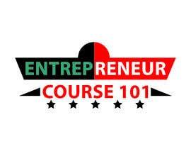 """#28 для Logo Design For """"Entrepreneur Course 101"""" от mtipu142"""
