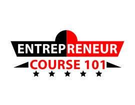 """#29 для Logo Design For """"Entrepreneur Course 101"""" от mtipu142"""