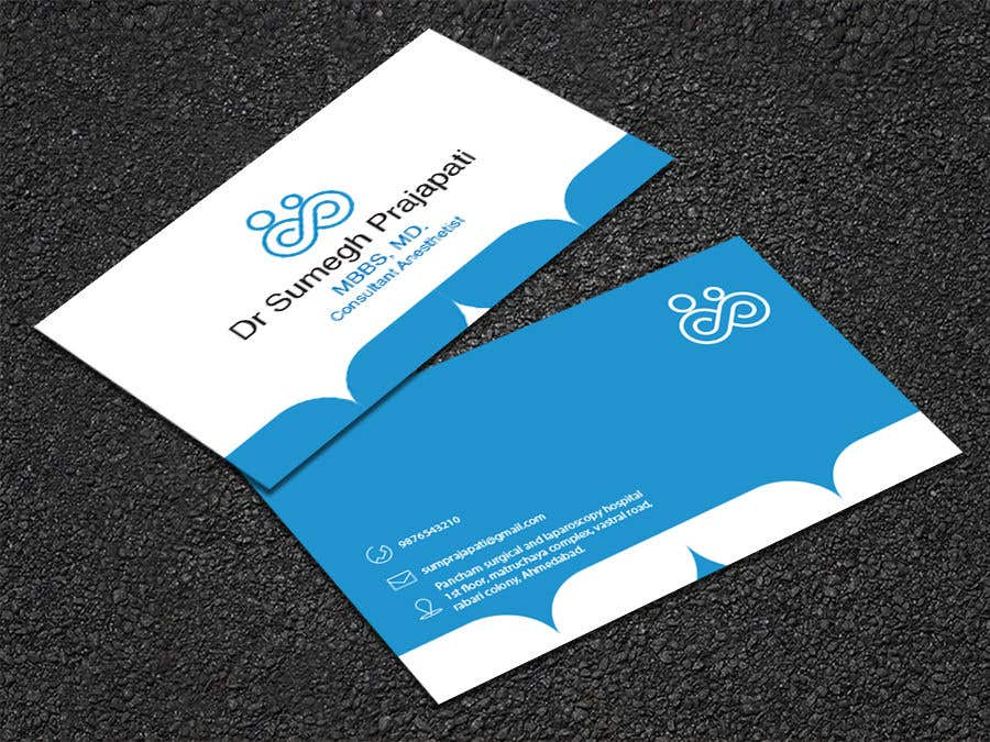 Proposition n°53 du concours Bussiness Card Design (Medical)