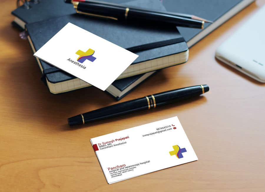 Proposition n°198 du concours Bussiness Card Design (Medical)