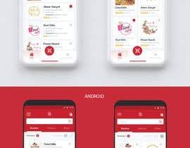 #26 untuk New UX/UI Design for my Mobile Application oleh jeniroxy
