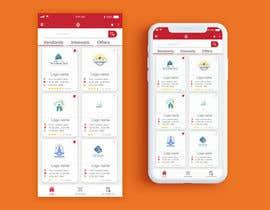 #35 untuk New UX/UI Design for my Mobile Application oleh Waliulah