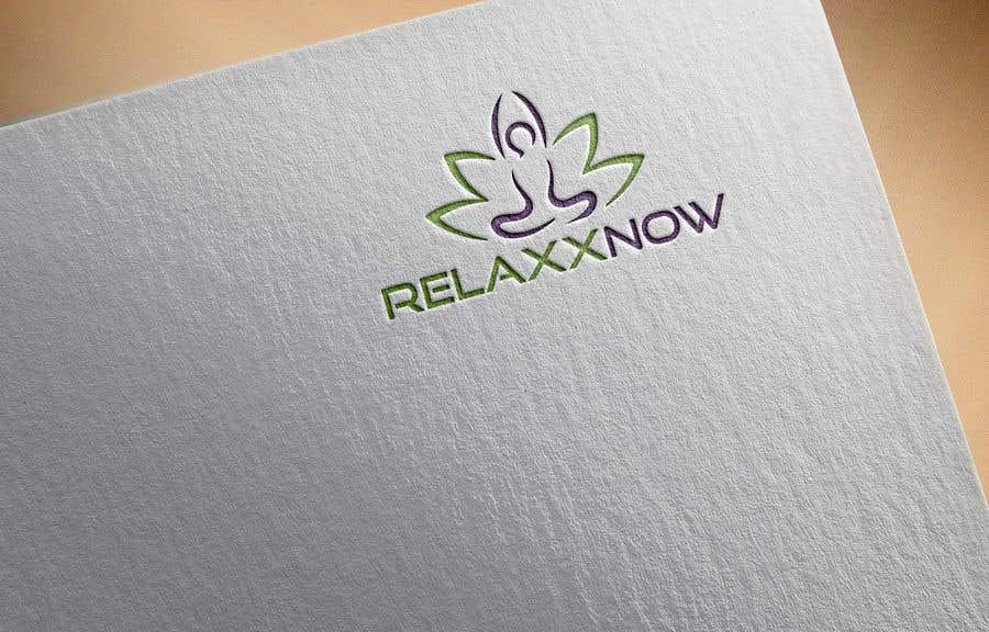 Kilpailutyö #249 kilpailussa RELAXXNOW Logo Design