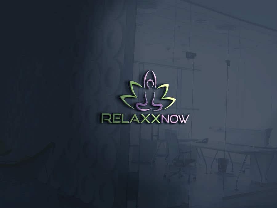 Kilpailutyö #252 kilpailussa RELAXXNOW Logo Design