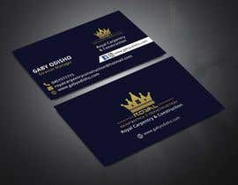 #205 for Create me BUSINESS CARDS af alimon2016