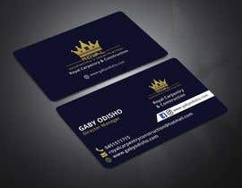 #208 for Create me BUSINESS CARDS af alimon2016
