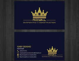 #195 for Create me BUSINESS CARDS by mdhafizur007641