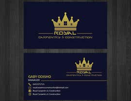#196 for Create me BUSINESS CARDS by mdhafizur007641