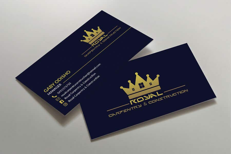 Contest Entry #197 for Create me BUSINESS CARDS