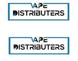 #161 for Logo Design - Vape Distributors af aryanarif0902