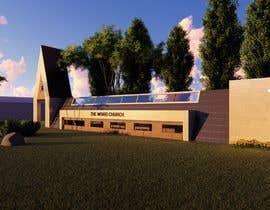 #2 for Church Building Rendering by uharek