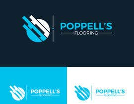 #103 for Poppell's Flooring logo by star992001