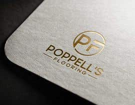 #106 for Poppell's Flooring logo by nasiruddinsir7