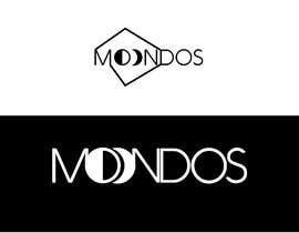 Nro 17 kilpailuun Moondos Logo Design käyttäjältä achrafboukili1