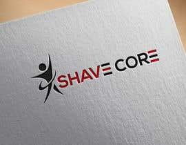 Nro 57 kilpailuun shave core logo käyttäjältä sshanta90081