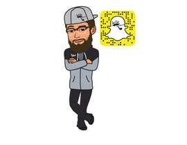 nº 67 pour Snapchat Bitmoji Replica par Summerkay