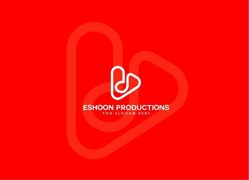 "Penyertaan Peraduan #39 untuk I need a logo designed. ""Eshoon Productions "" Details ( Music , Entertainment & Event planning Company )"
